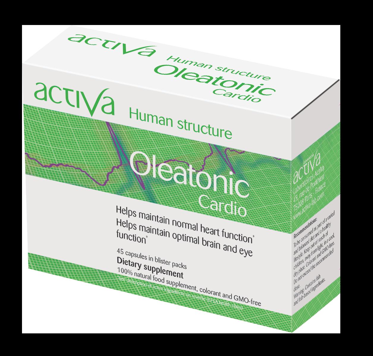 Oleatonic Cardio