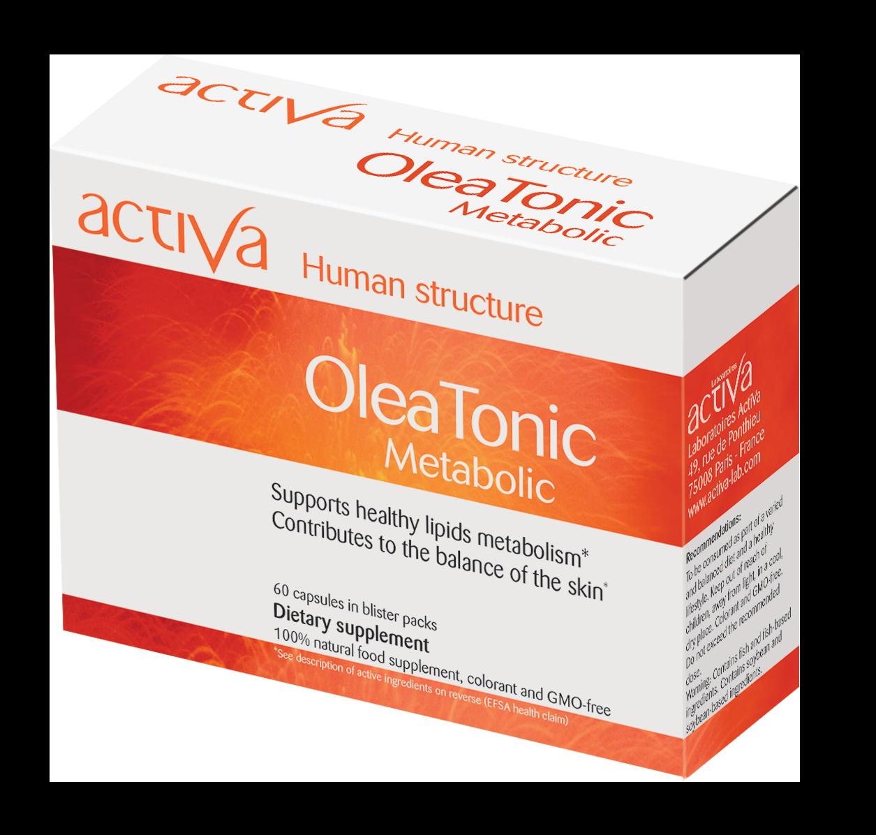 Oleatonic Metabolic