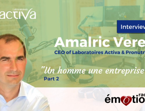 [FRANCE] Interview with our CEO Amalric Véret (2/2): focus on 2020 objectives for Activa