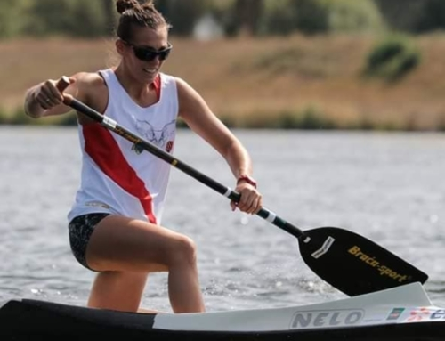 [CANOE & KAYAK MARATHON] Marine Sansinena, campeona de Francia