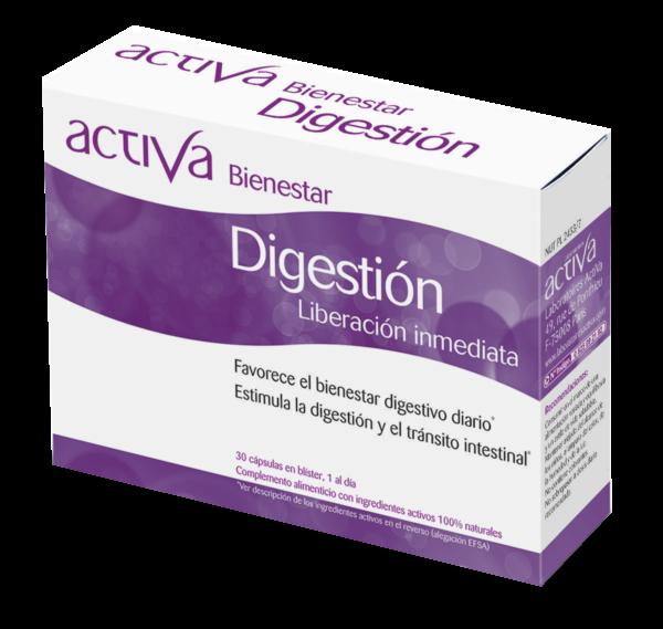 Bienestar Digestión - Laboratoires Activa