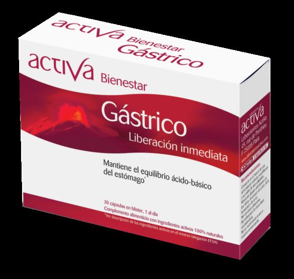 Bienestar Gástrico - Laboratoires Activa