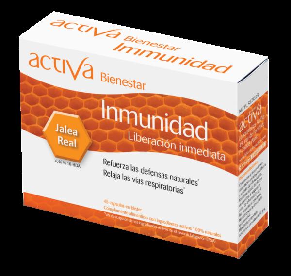 Bienestar Inmunidad - Laboratoires Activa