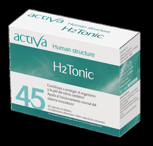 Human Structure H2Tonic- Laboratoires Activa