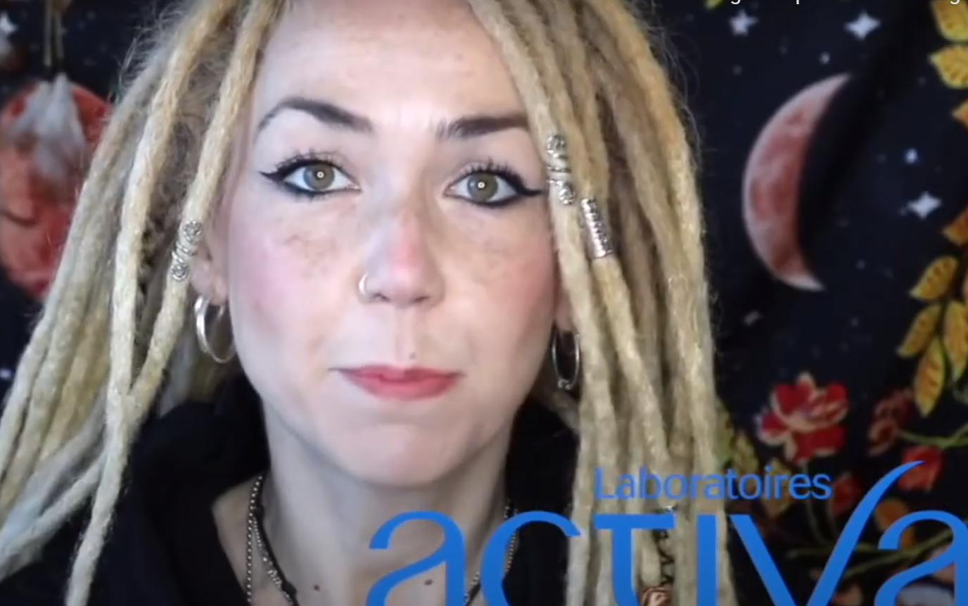 La Influencer Natural y Normal (@naturalynormal) experta en cosmética natural hecha en casa, recomienda en uno de sus videos de Youtube los Laboratorios Activa