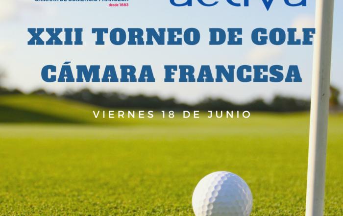 Laboratorios Activa patrocinador oficial del torneo de gol de la Camara de comercio francesa