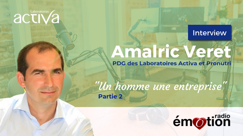 interview amalric veret