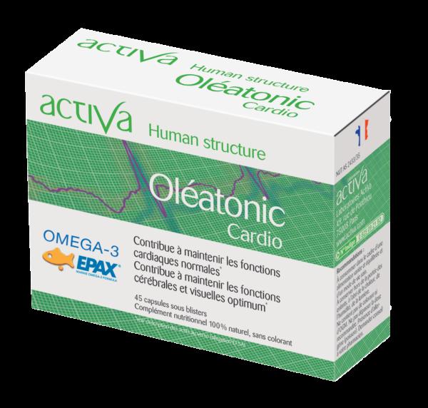 Oléatonic-cardio-activa-acide-gras