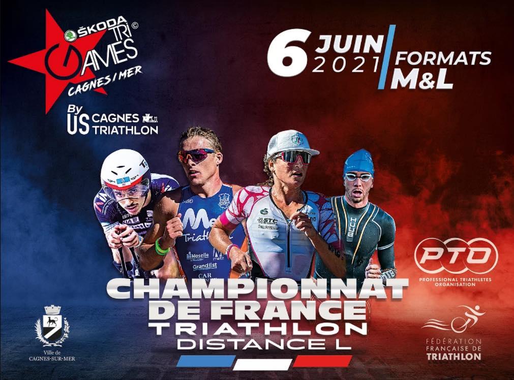 Championnat de France Triathlon Distance L