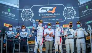 Circuit Allemagn GT4 European series