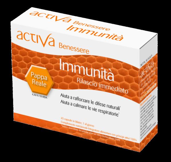 Benessere Immunità
