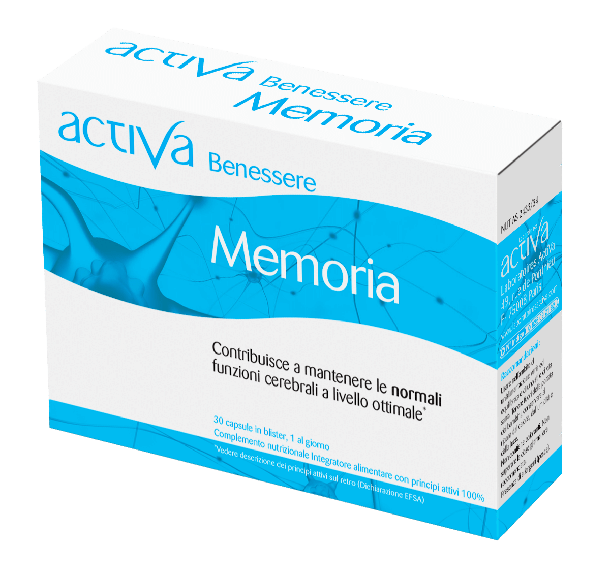 Benessere Memoria