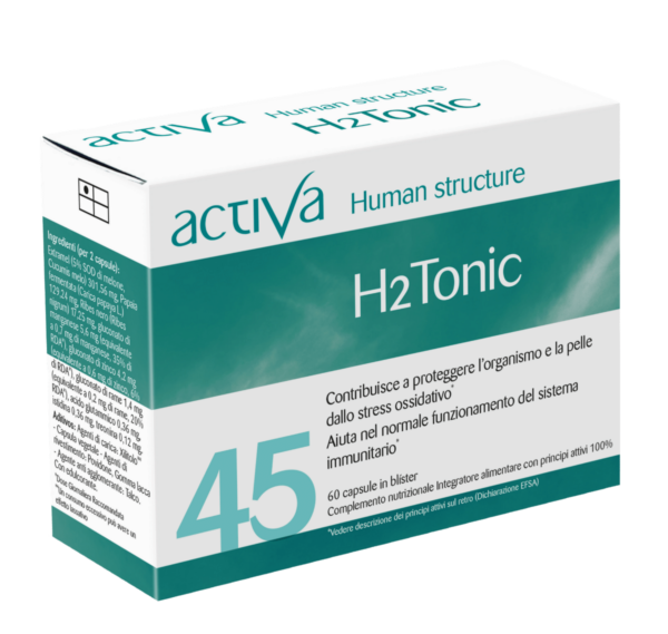 Human Structure H2Tonic