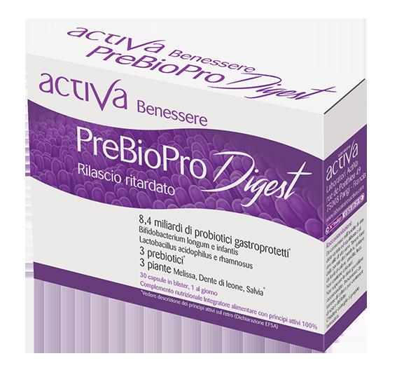 Activa Benessere PrebioPro Digest
